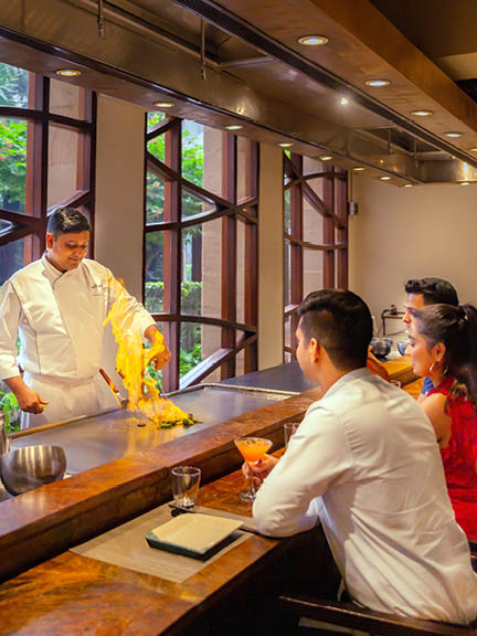 TK's Oriental Grill japanese cuisine