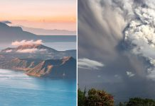 Taal Volcano In Philippines