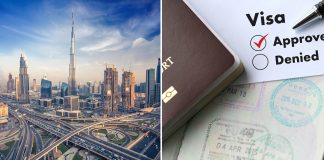 UAE Multiple Entry Tourist Visas