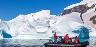 Antarctic Thwaites Glacier