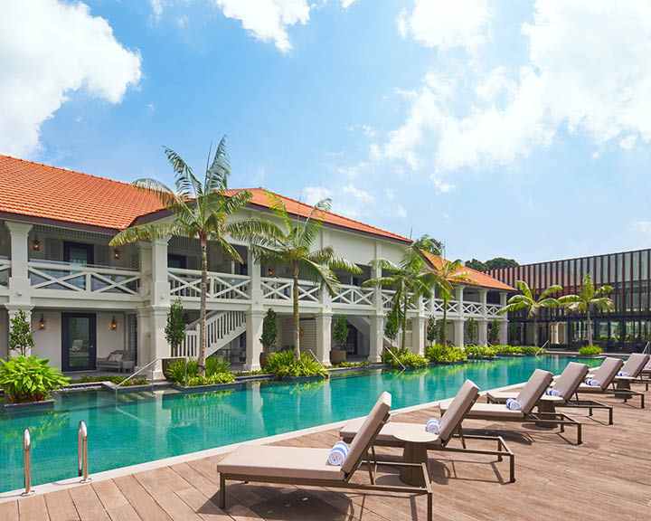 Resort Island Of Sentosa