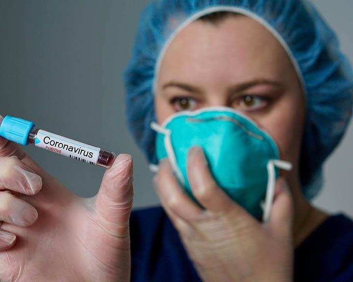 Indian Scientist Coronavirus