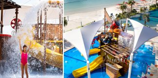 Four Seasons Hotel Bahrain Bay's Water Park