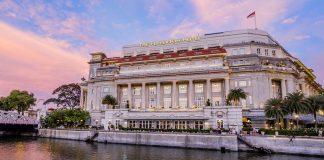 The Fullerton Hotel Singapore Heritage Tours