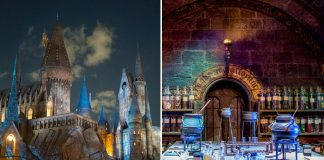 Harry Potter Theme Park In Tokyo