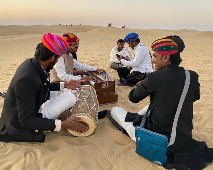 Reth Festival in Jaisalmer