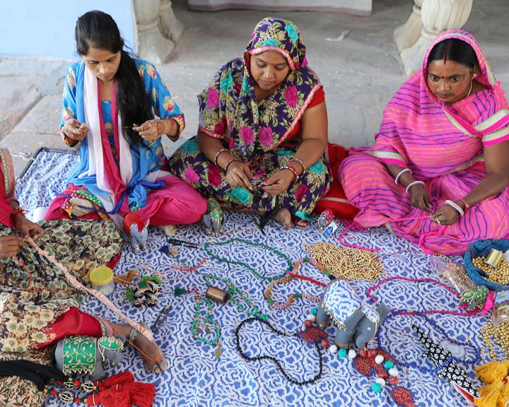 PDKF helping women in Rajasthan