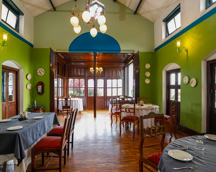 Coonoor's Food And Guesthouses