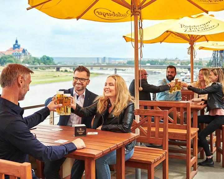 Saxony beer trail