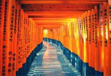 Kyoto Empty Tourism Campaign