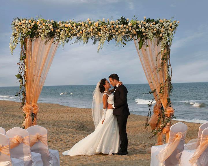 Beach Wedding Destinations