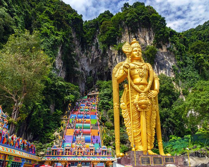 Maiden trip to Malaysia