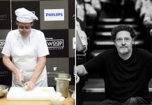 Marco Pierre White in India