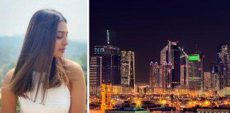 Radhika Apte In Dubai