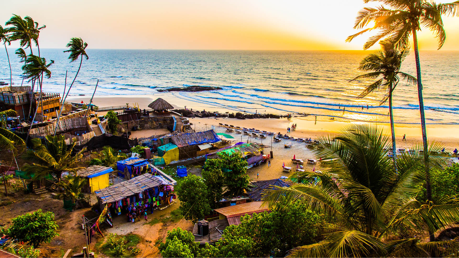This Sky Dining Restaurant In Goa Ticks All The Right Boxes