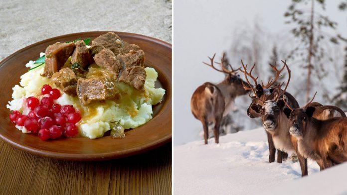 The Swedish Lapland