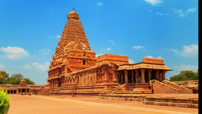 Tamil Nadu All-Granite Temple