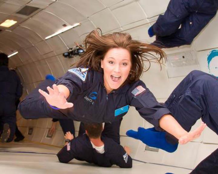 Zero-Gravity Flights