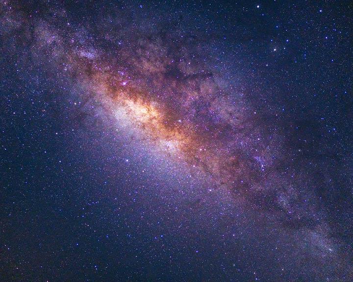Bubbles Milky way