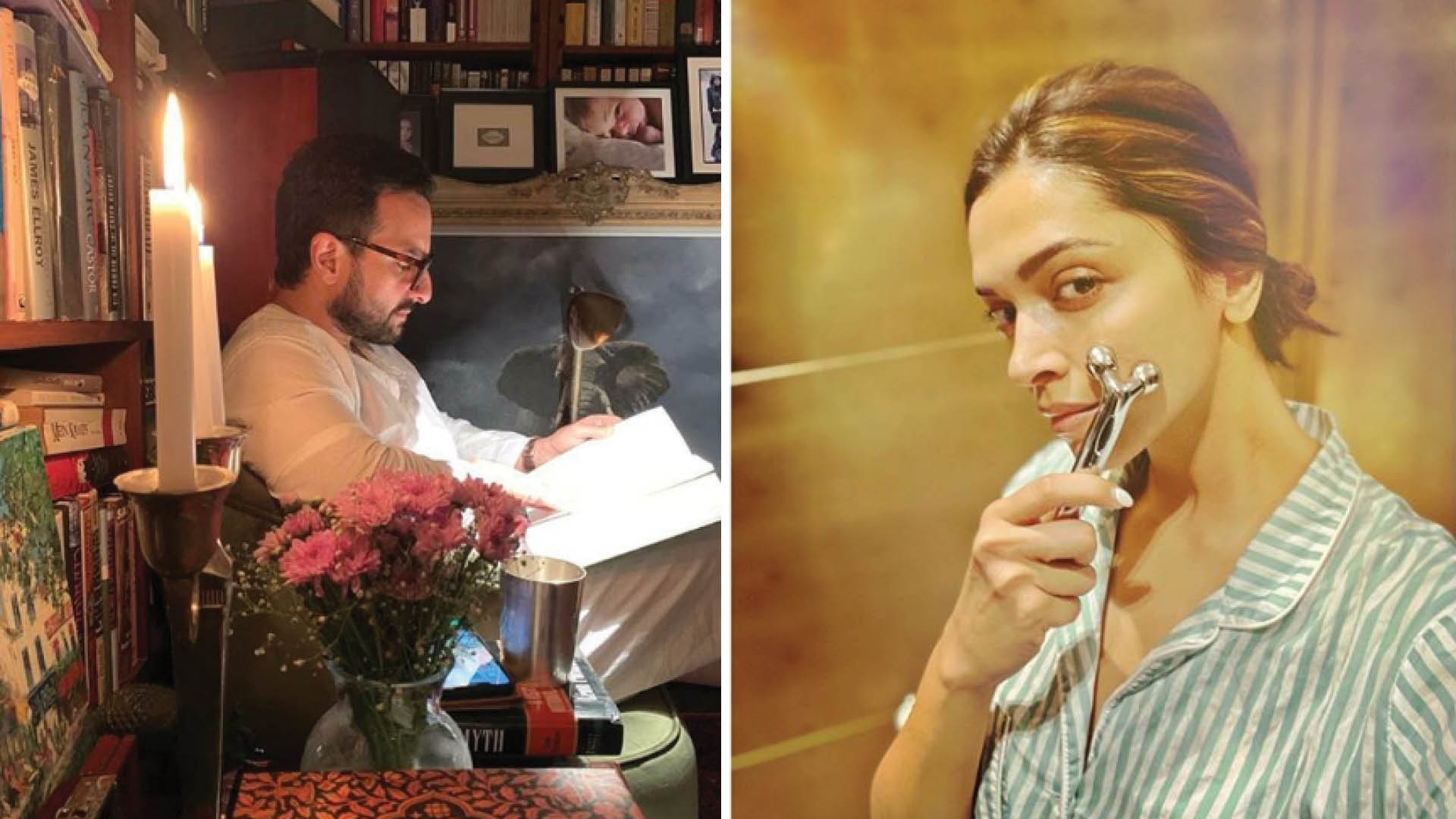 Indian Celebrities Self Quarantine