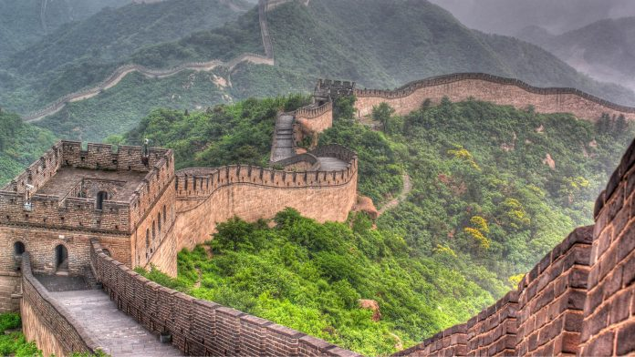 Great Wall Of China Reopens For Public