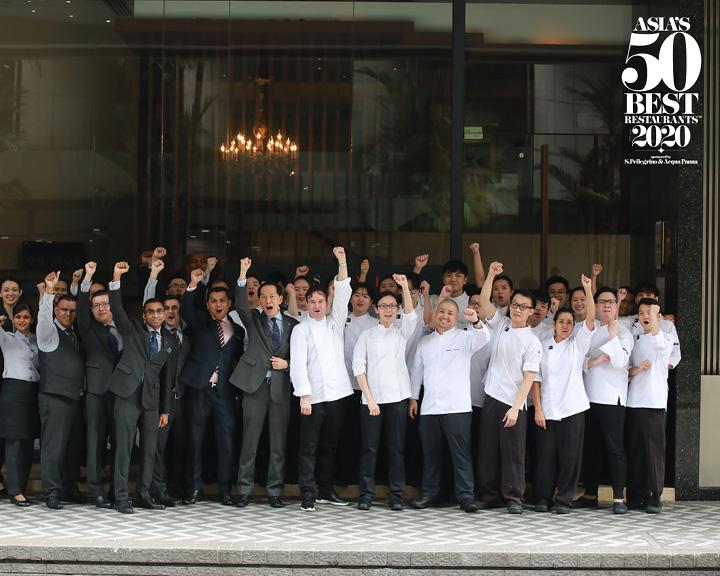 Les Amis In Singapore