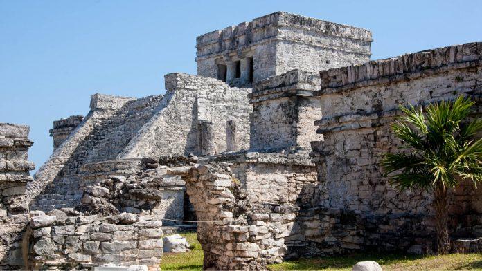 Maya Structures Spring Equinox