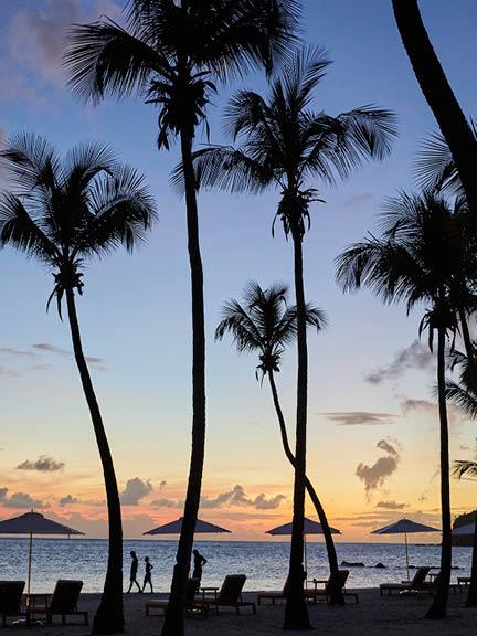Sister Islands In Grenadines