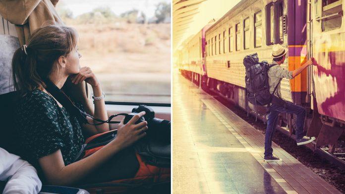Longest Train Rides In India
