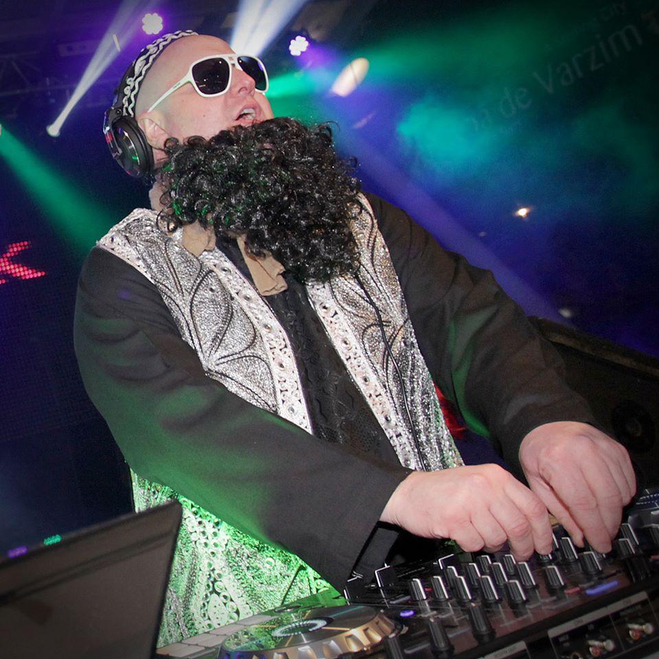 Portuguese Priest-Turned-DJ