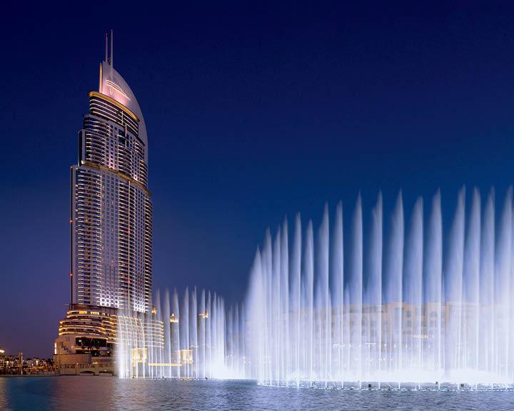 Dubai Innovation Architecture