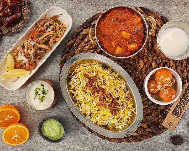 Etihad Airways Ramadan Boxes