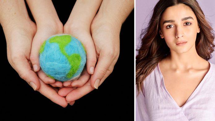 alia bhatt Earth Day 2020