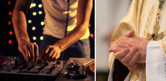Portuguese Priest Turned DJ