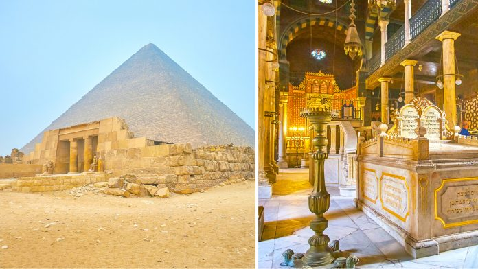 Virtual Tour Of Egypt