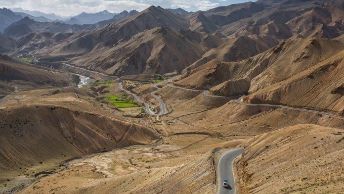 Srinagar-Leh Highway Reopens