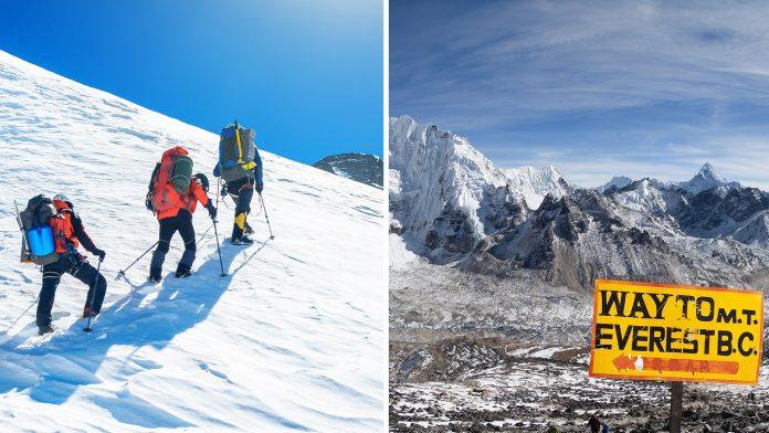 Mt Everest Shut due to coronavirus