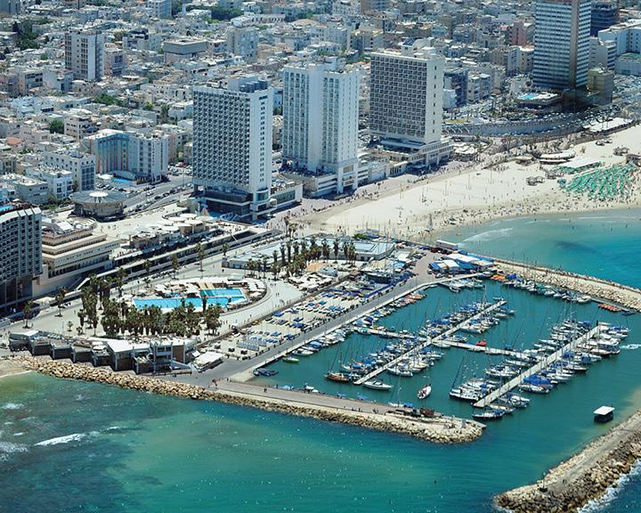 Israel Reopen Hotels