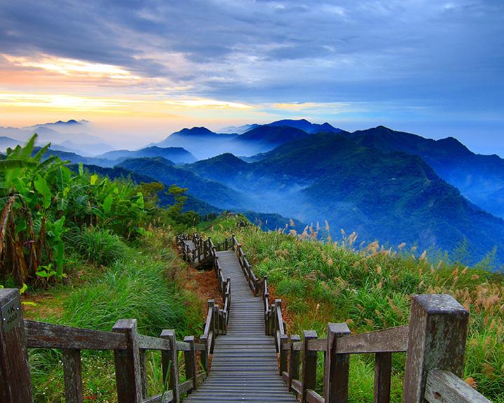 Taiwan Holiday For Healing