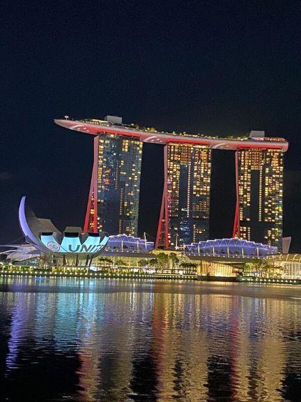 Singapore Under Lockdown