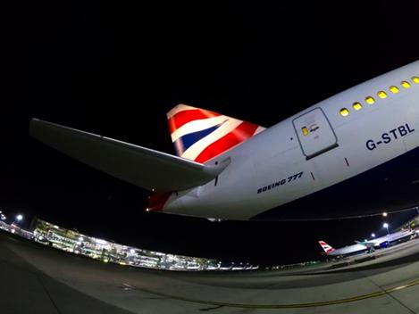 British Airways Helping UK Nationals Home