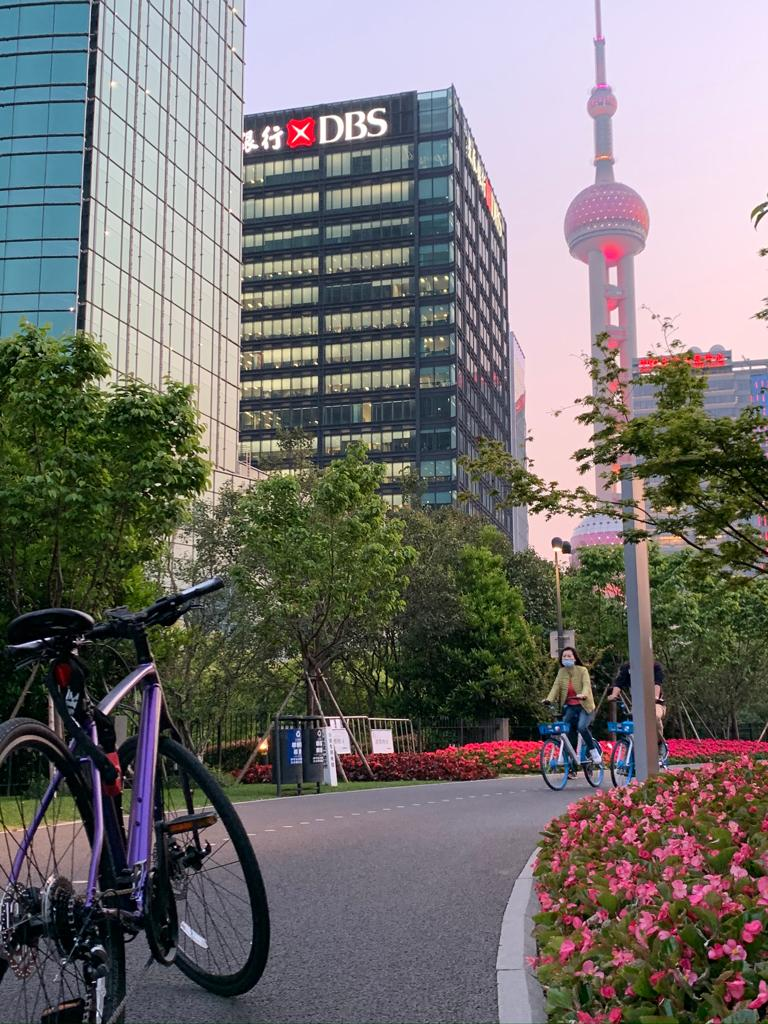 life after Corona in Shanghai