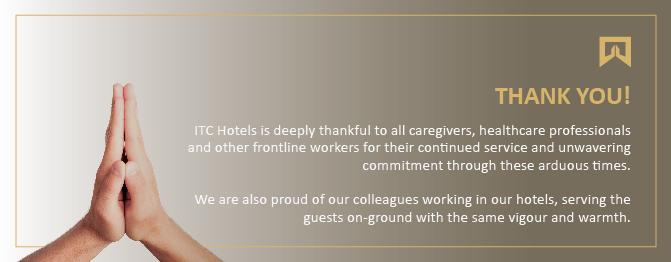 ITC Hotels WeAssure