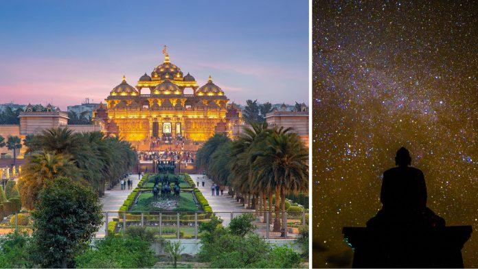 Spiritual Sites In Delhi