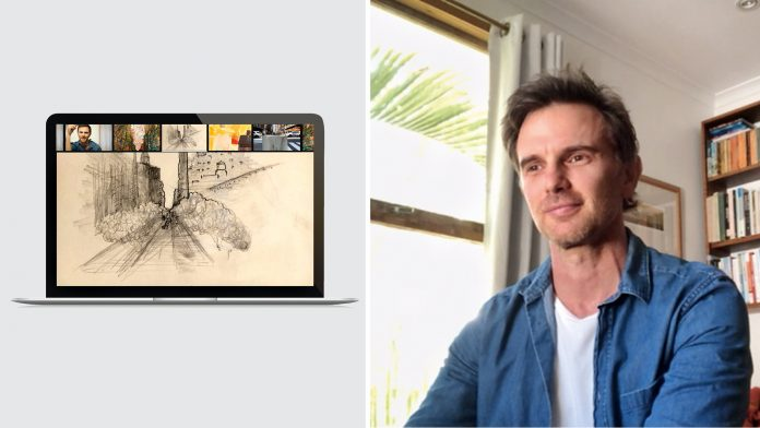 Airbnb's Drawn From Within Experience
