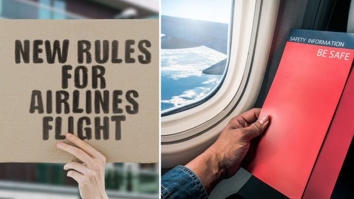 New Regulations For Domestic Flights In India