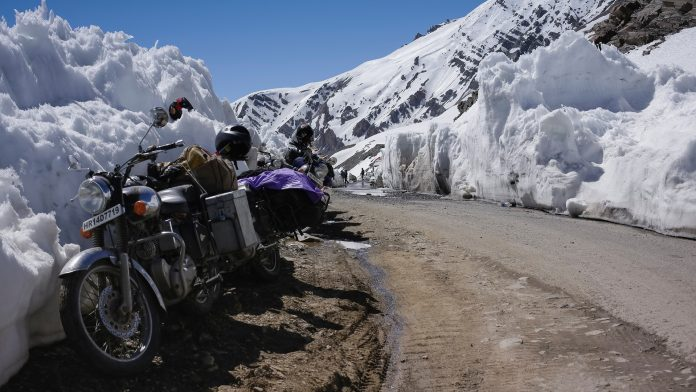 Rohtang Pass Opened Earlier