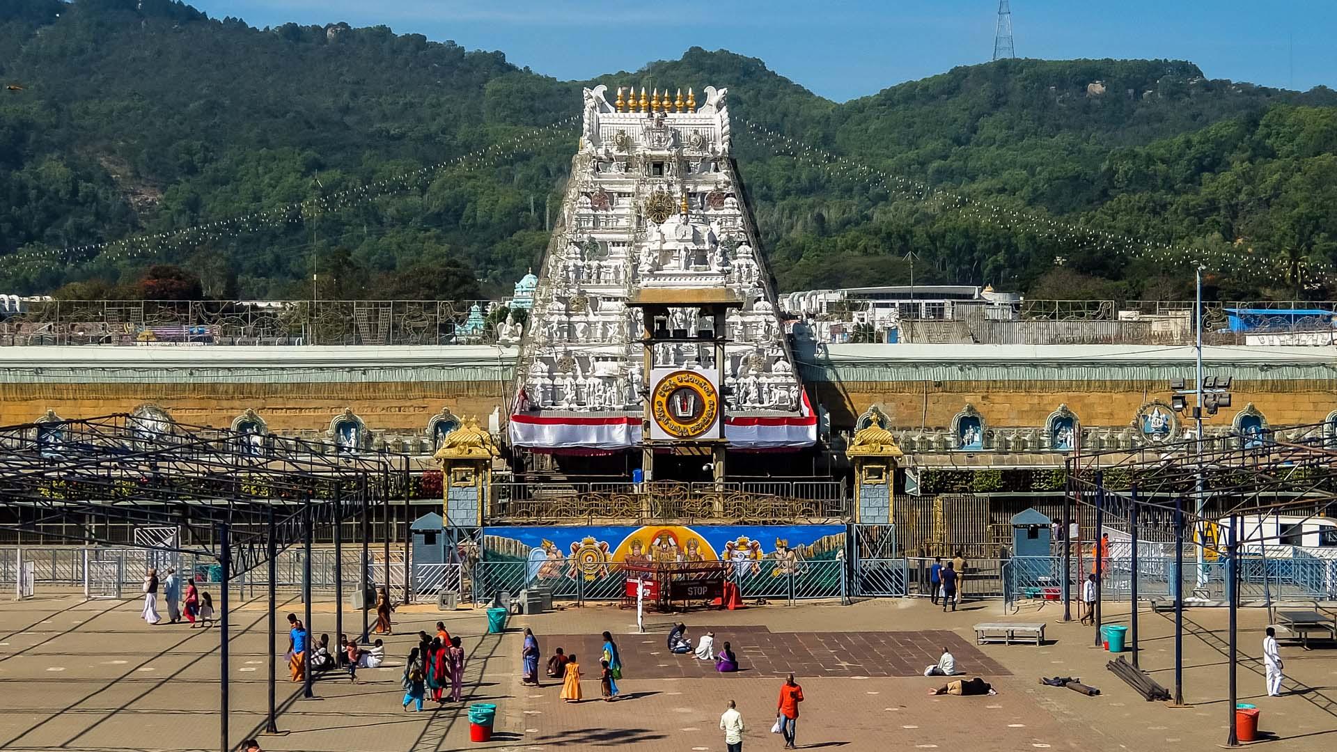 #SomeGoodNews: Tirumala Tirupati Temple Plans To Reopen Soon