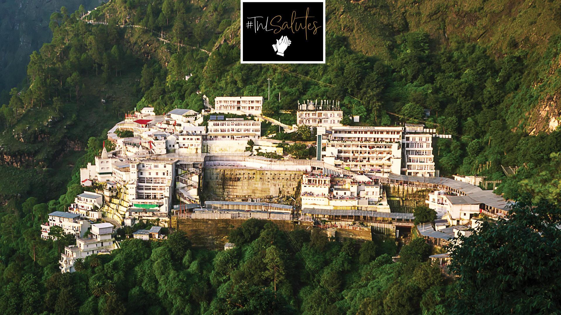 #TnlSalutes: Vaishno Devi Shrine Prepared Sehri & Iftari For 500 Quarantined People