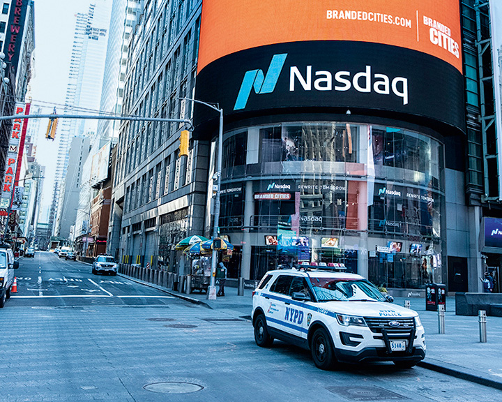 New York City Lockdown